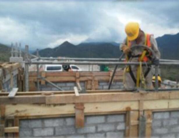 CALDERÓN - construcción