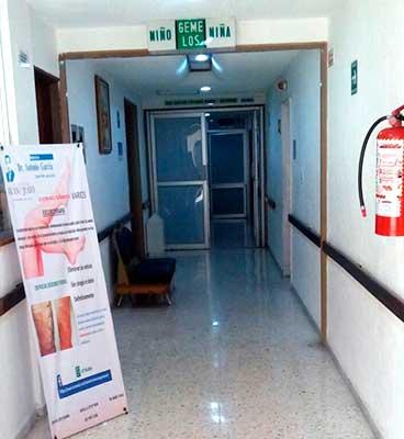 MULTICLINICA DR ANTONIO GARCIA- Médicos especialistas