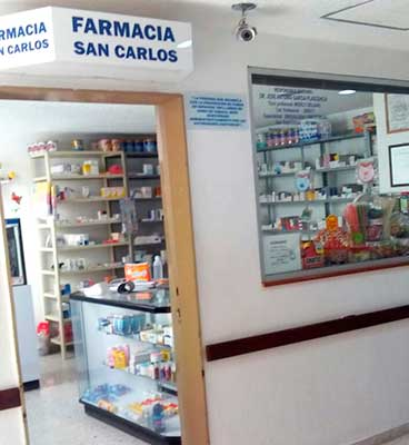 MULTICLINICA DR ANTONIO GARCIA- Farmacia