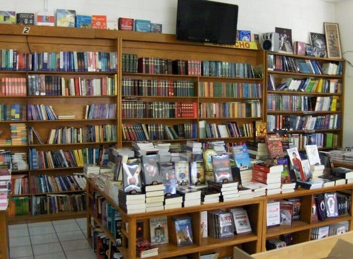 LIBRERIA KOSMOS libros nuevos y usados