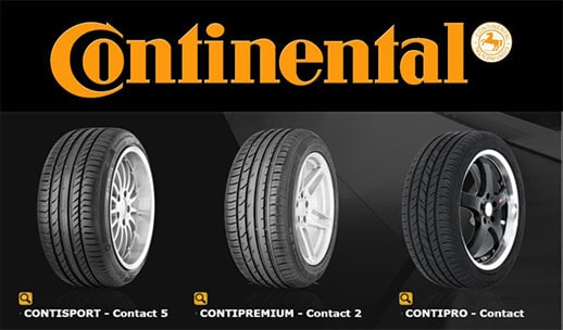QUALITY TUNING-Continental