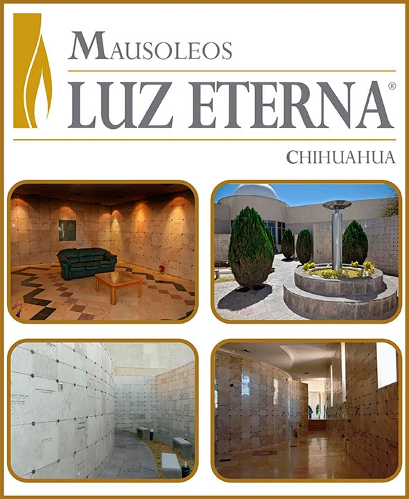 ESTANCIAS LUZ ETERNA MAUSOLEOS