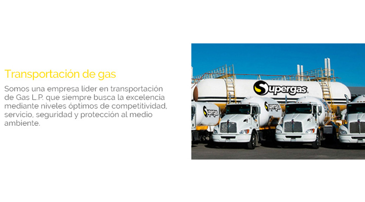 SUPER GAS-Tanques estacionarios