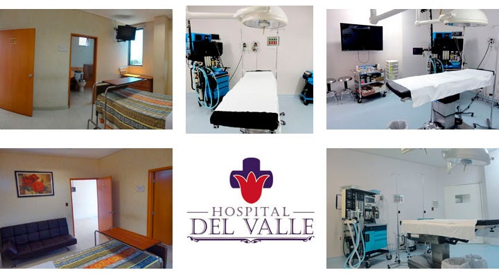 HOSPITAL DEL VALLE - Cirugía general
