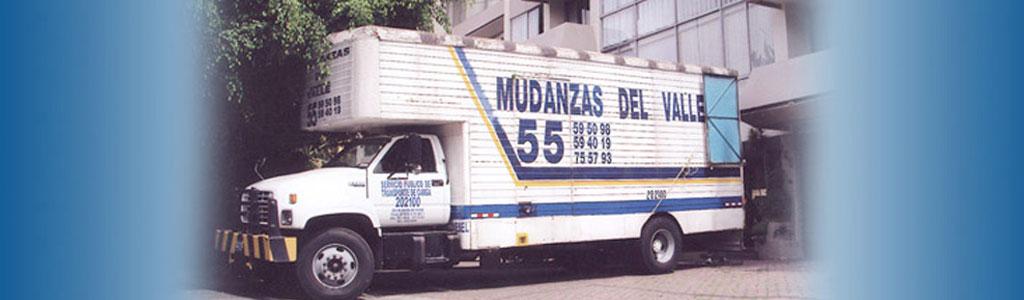 MUDANZAS DEL VALLE - Transporte de menaje de casas