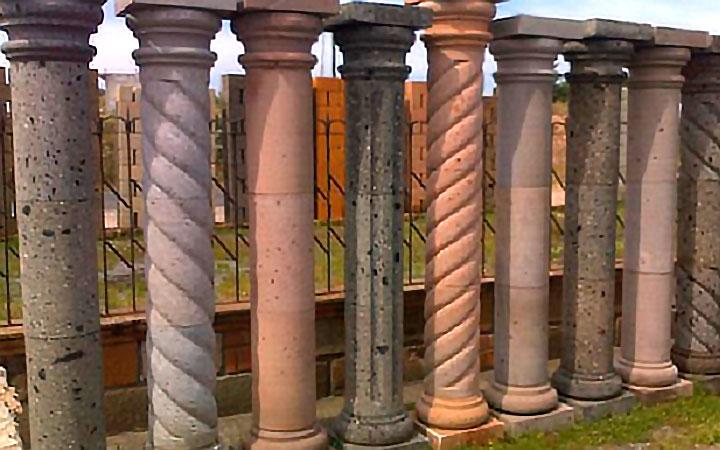 CANTERAS ARTEAGA - Columnas