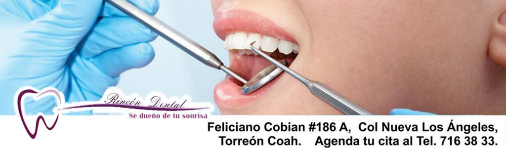 RINCON DENTAL - ODONTOPEDIATRIA