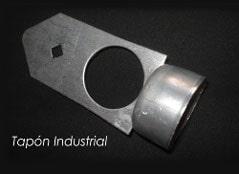 CERCAS MALLAREF - Tapón industrial
