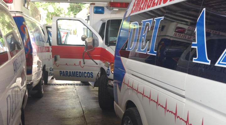 AMBULANCIAS DELTA - PARAMEDICOS CALIFICADOS