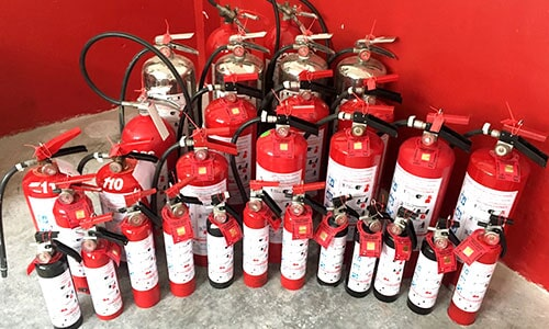 INGENIERÍA CONTRA INCENDIOS PRODUCTOS Y SERVICIOS - Extintores