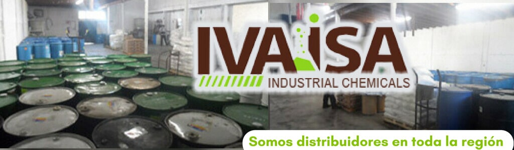 IVAISA INDUSTRIAL CHEMICALS-Quimicos