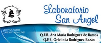 LABORATORIO SAN ÁNGEL