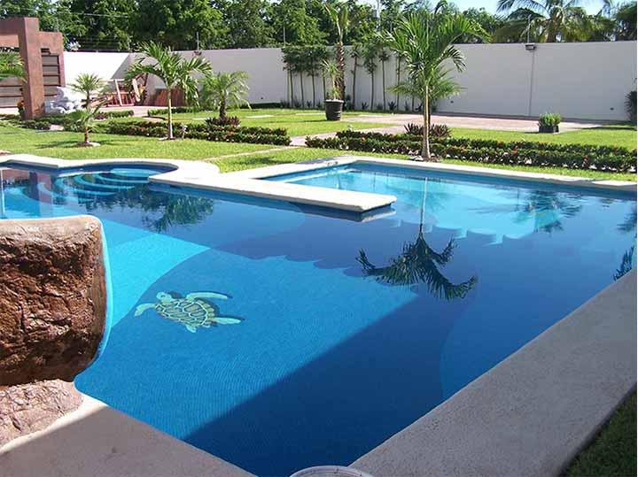 ALBERCAS Y LAGOS PACIFICO - Residential Pools