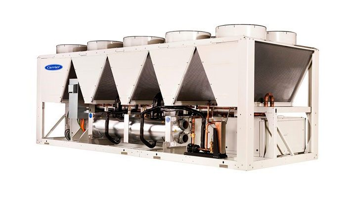 AIRE & PRO - CHILLER CARRIER