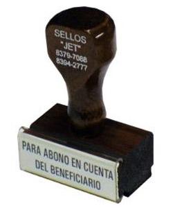 IDSA - SELLOS DE GOMA: Prácticos y altamente funcionales
