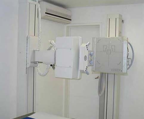 HOSPITAL CENTRO MEDICO DE XALAPA-rayos X