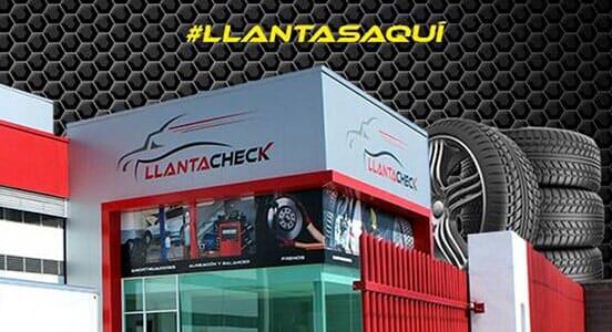 LLANTACHECK - LLANTAS