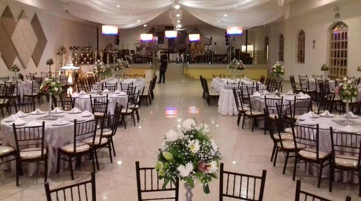 QUINTA DON MANUEL - Salon para eventos
