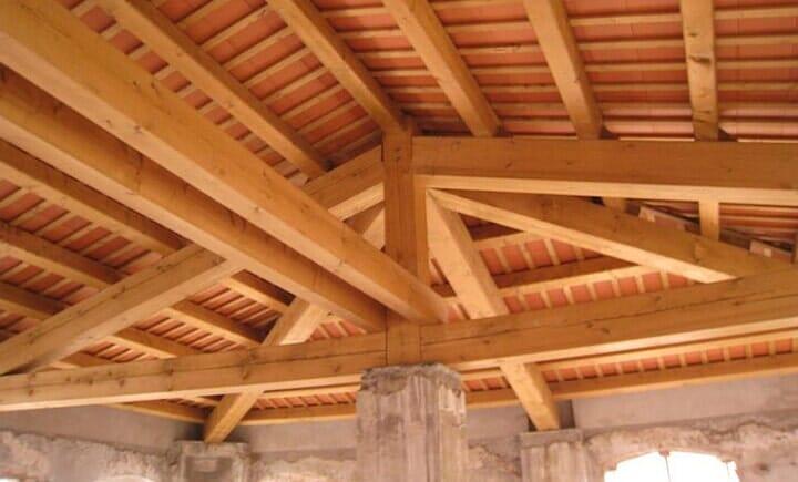 GRUPO LA MICHOACANA-Vigas de madera