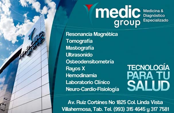 MEDIC GROUP-resonancia magnética