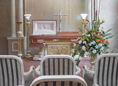 Casa Funeraria Monte Albán- Ataúdes de lujo