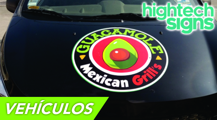 HIGHTECH SIGNS - VEHICULOS