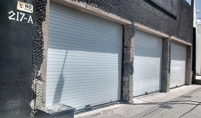 HERRERIA Y CORTINAS DE ACERO HEYCA Automatización de cortinas