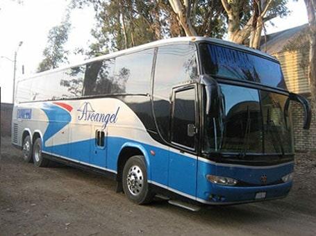 TURISMO ARCÁNGEL - Autobús familiar