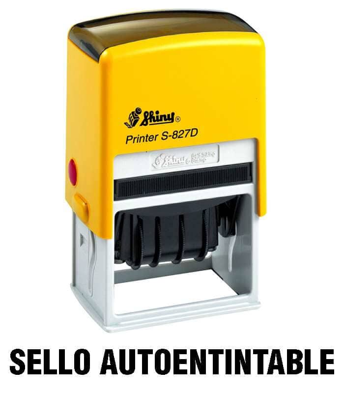 SELLOMATIC -Sello autoentintable