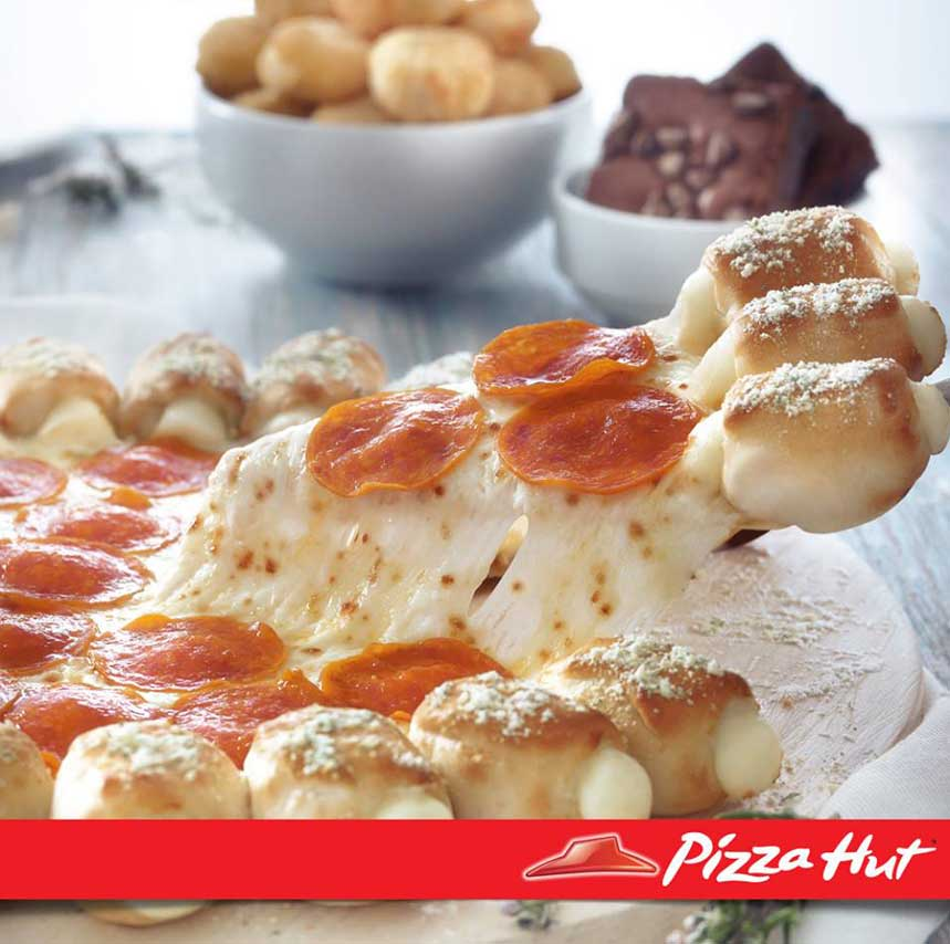 PIZZA HUT-pizza pepperoni