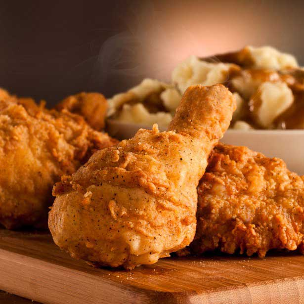 POLLO RECETA SECRETA KENTUCKY FRIED CHICKEN