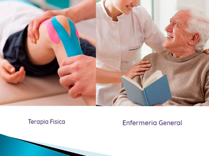 ASISTENCIA MEDICA PEOPLE & HEALTH - TERAPIA FISICA