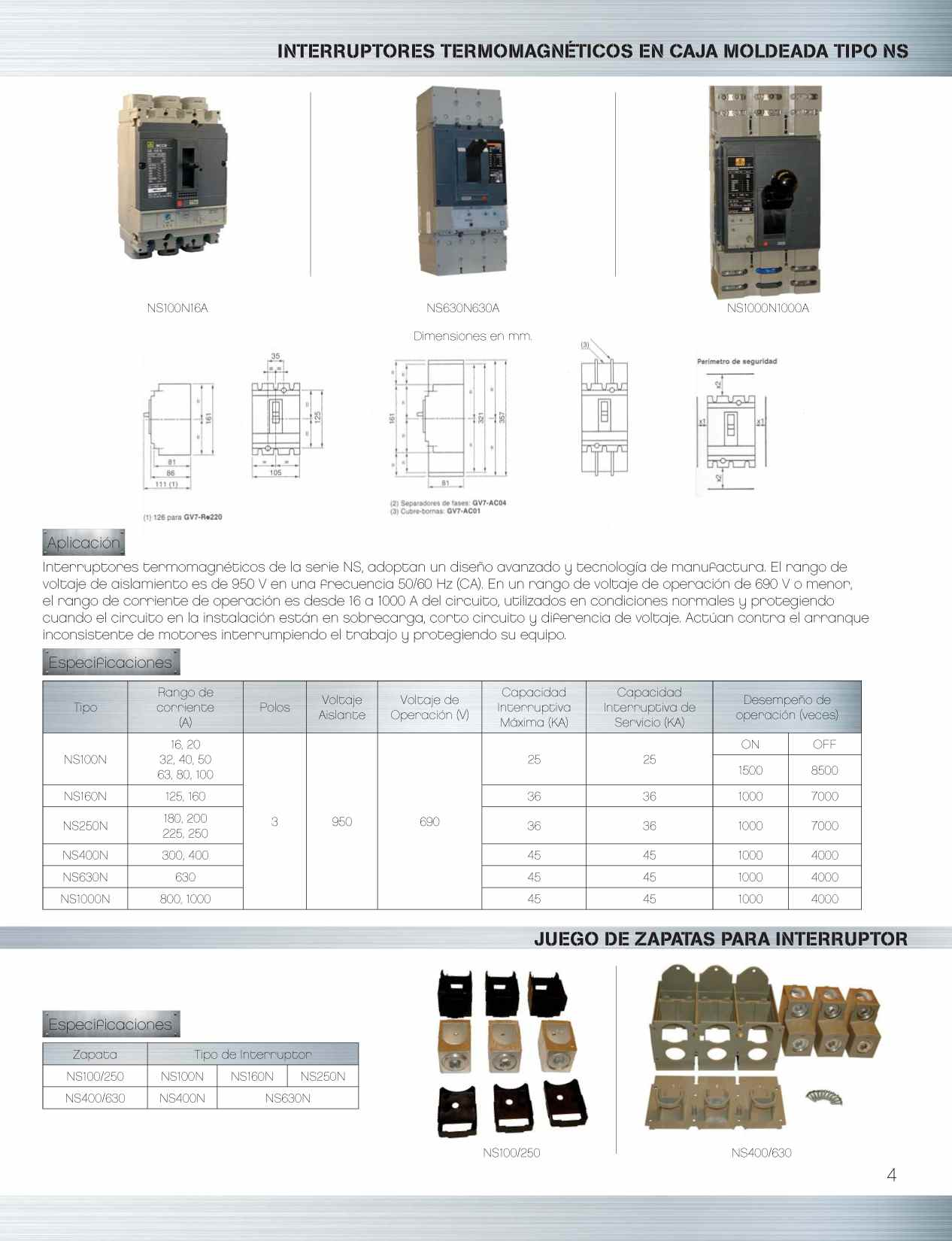 DLB CONTROL Y AUTOMATIZACION S DE RL DE CV - CATALOGO 5