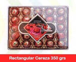 LA GIRALDA - Rectangular Cereza 350 grs