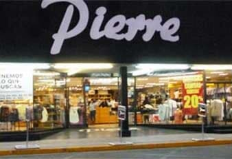 PIERRE - boutique