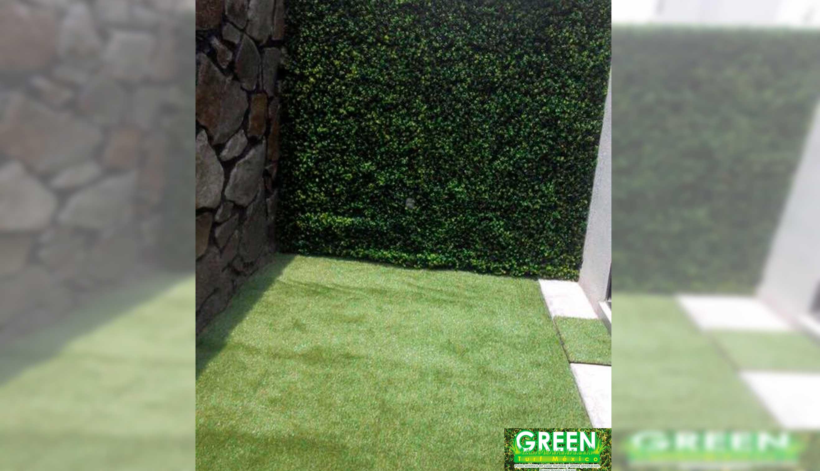 GREEN TURF MÉXICO-jardines verticales