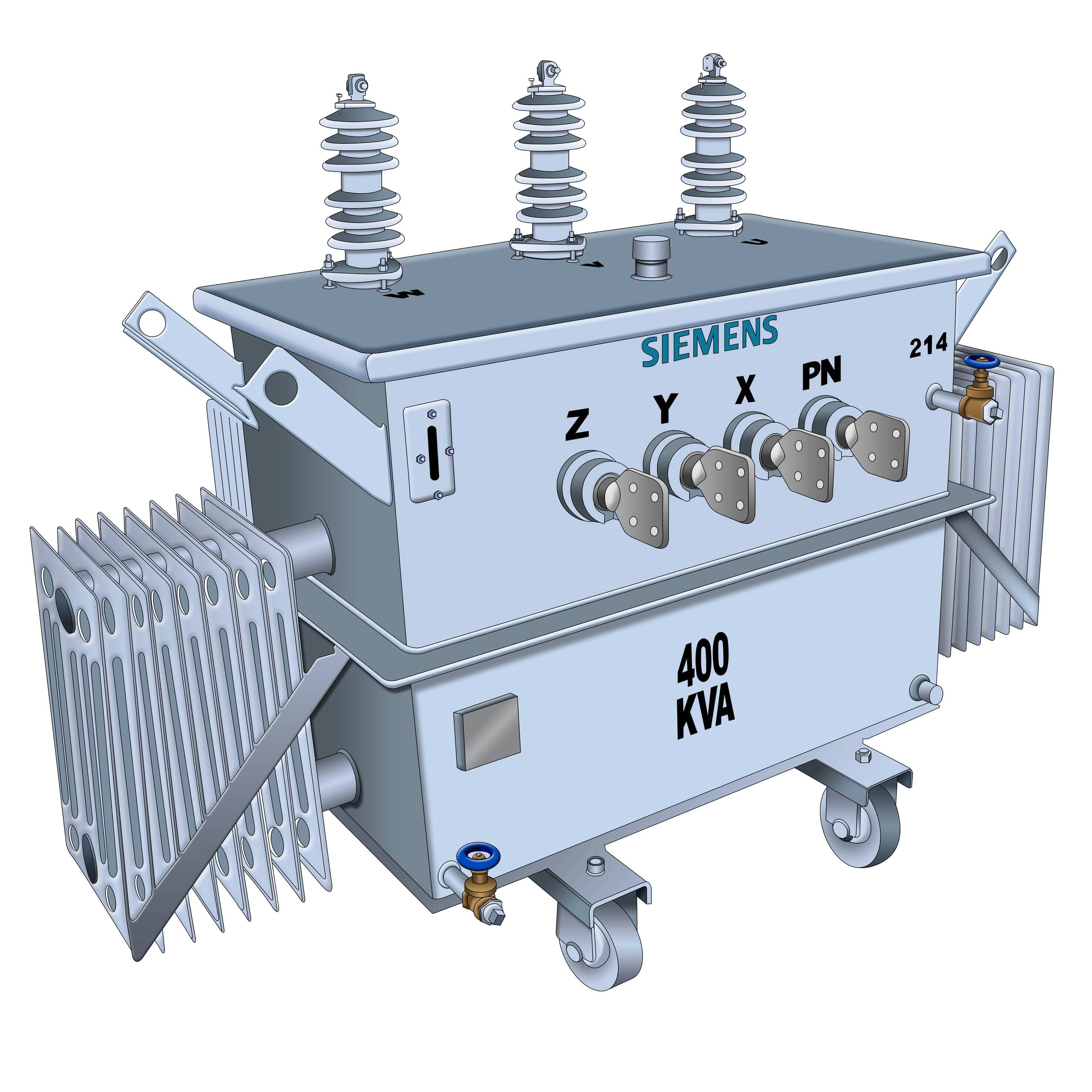 MR DISTRIBUCIONES ELECTRICAS - terminal de potencia