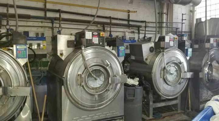 LAVANDERÍAS CLEAN MASTER - Servicio de lavandería a restaurantes