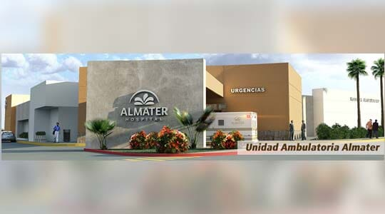 ​HOSPITAL ALMATER - Farmacia