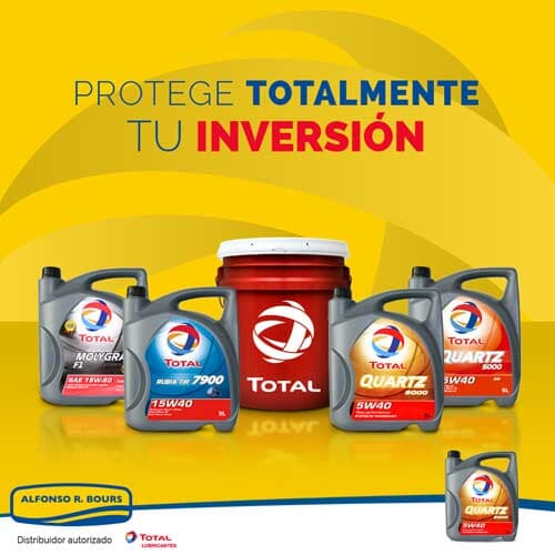 ALFONSO R BOURS- Lubricantes
