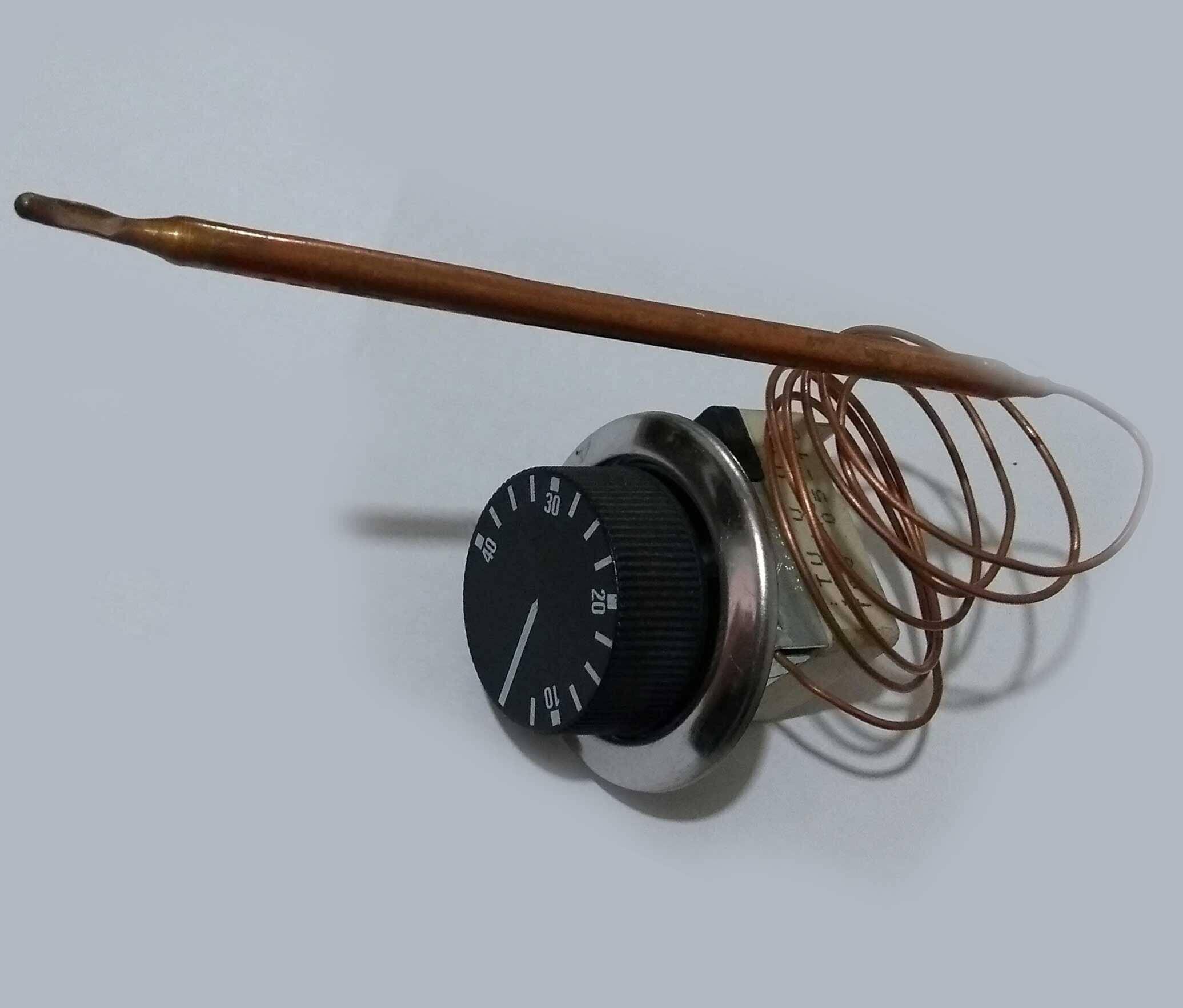 RESISTENCIAS ELECTRICAS DEL CENTRO SA DE CV-Controles de temperatura