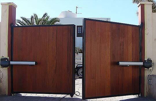 PUERTAS ORLA DISEÑO Y AUTOMATIZACIÓN - Fabricación de puertas