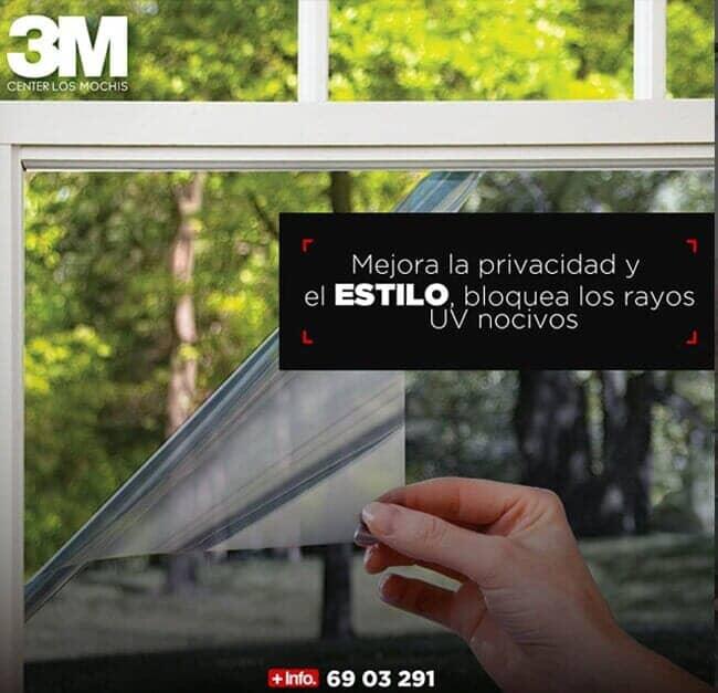 3M CENTER POLARIZADOS - Cámara y sensores de reversa