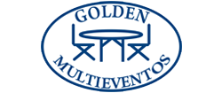 GOLDEN MULTIEVENTOS Logo