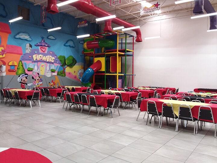 SALÓN VALEVIC SALÓN DE FIESTAS-salón para eventos infantiles