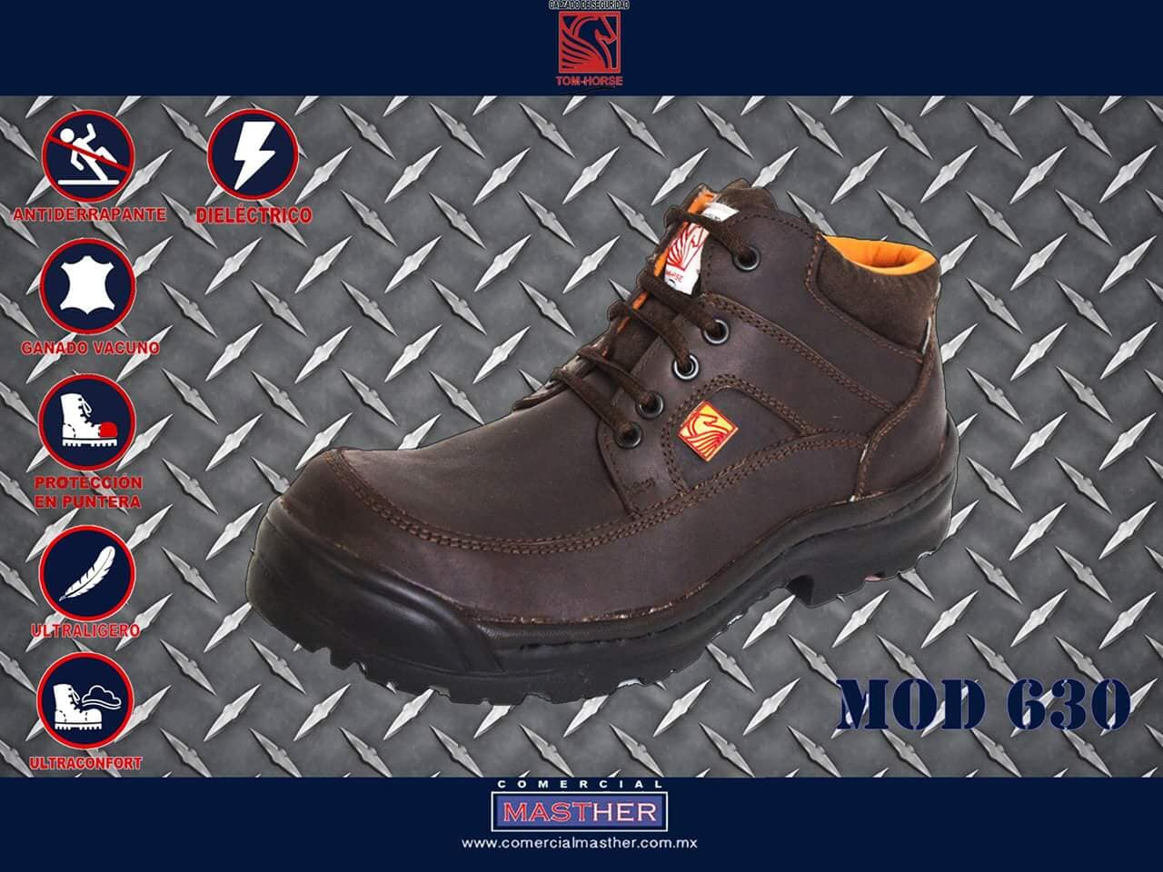 COMERCIAL MASTHER Botas industriales