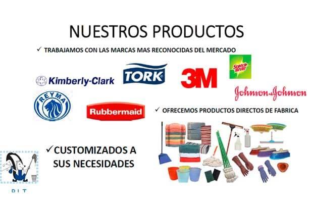 PRODUCTOS DE LIMPIEZA TERÁN-productos de limpieza