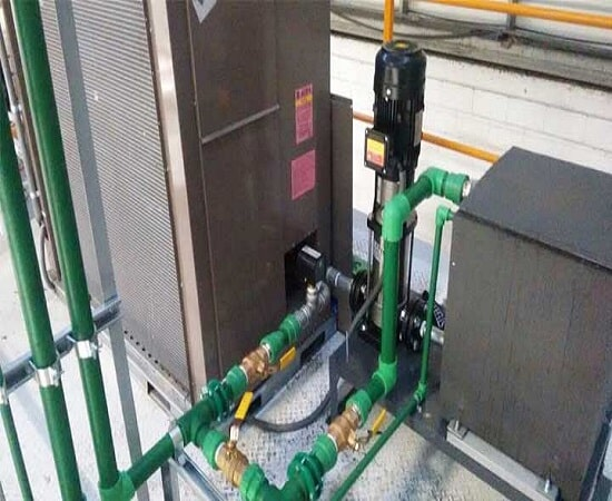 FRIOECSA-instalación de ductería