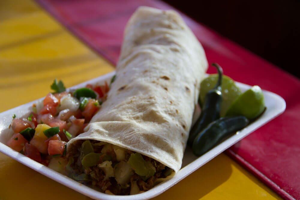 EL BURRO FELIZ - burritos