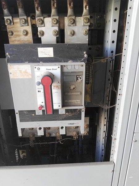 ELECTRICISTAS – media tensión